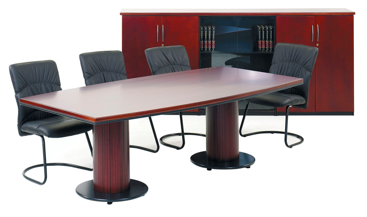 Summit 8 seater boardroom table Image