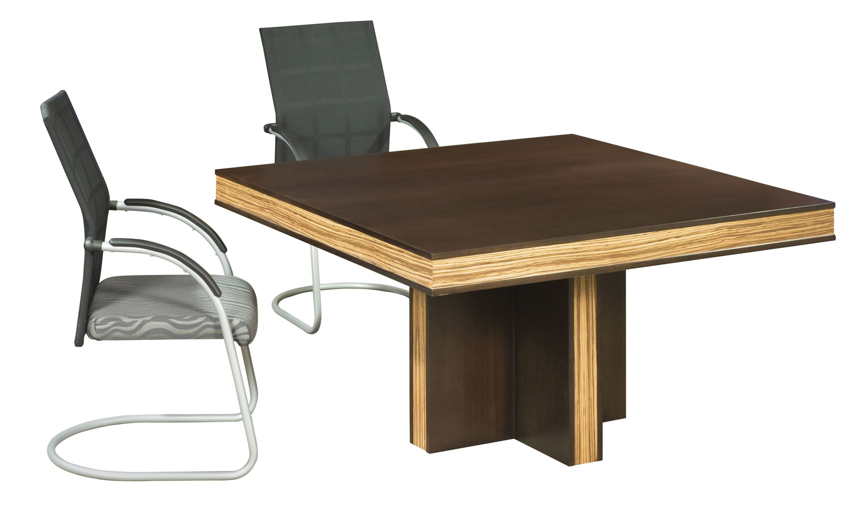 Square Conference Table Image