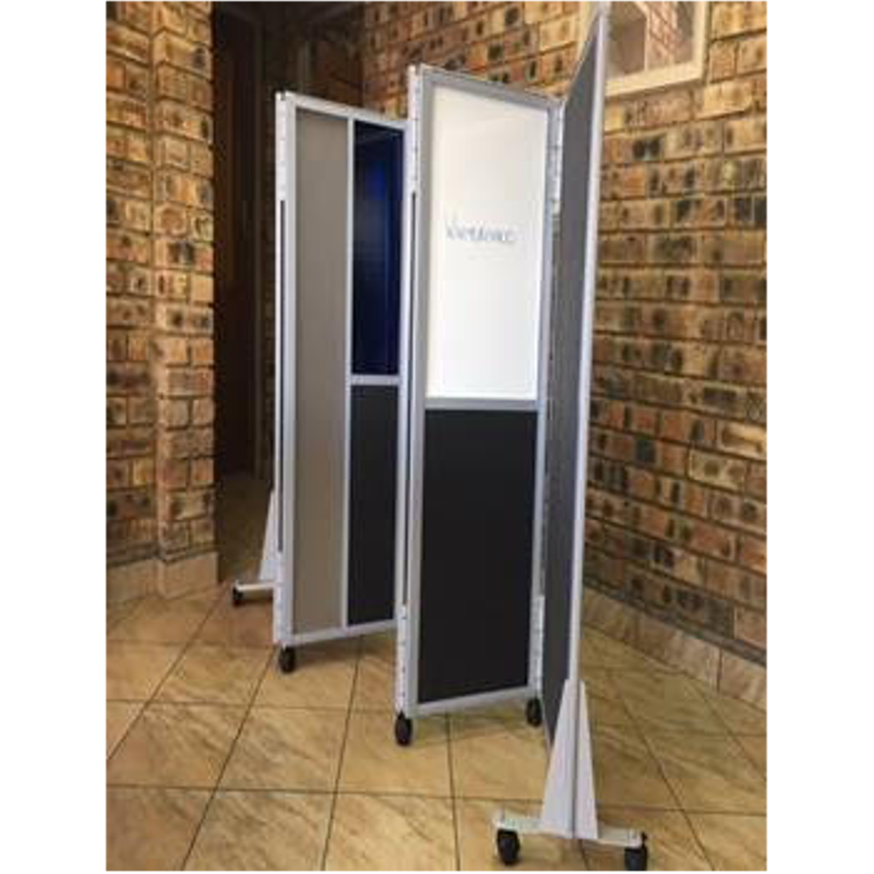 Mobile Foldable Partitions Image